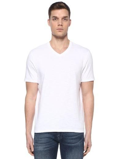 Vince Tişört Beyaz